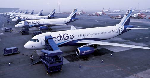 indigo airlines Indigo is a low-cost airline headquartered at gurgaon, haryana, india it is the  largest airline in india by passengers carried and fleet size, with a 399% market .